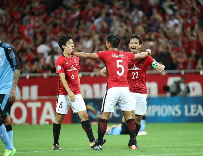 「レッズが衝撃的な大逆転!」AFCが浦和の1-4からの巻き返しを絶賛!