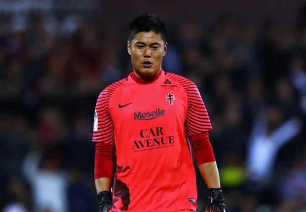 川島永嗣、試合直前に負傷で出場回避…代役GKがメスに今季初白星もたらす