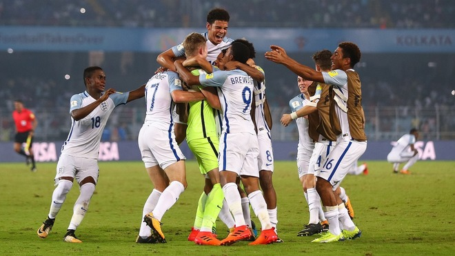 【U-17W杯】綱渡りの勝利にイングランド指揮官「日本は本当にタフで、強力な敵だった」