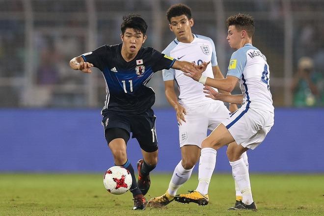 【U-17W杯】英紙が示した日本戦勝利のポイント「イングランドはクーリングブレイクに救われた」