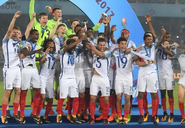 U-17W杯決勝、イングランドが逆転で初優勝!育成年代各カテゴリーで素晴らしい結果残す