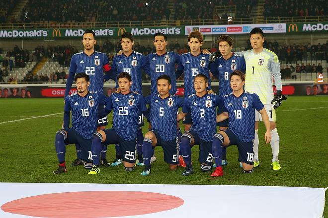 米誌がロシアW杯出場国を格付け! 1位はブラジル、日本は?