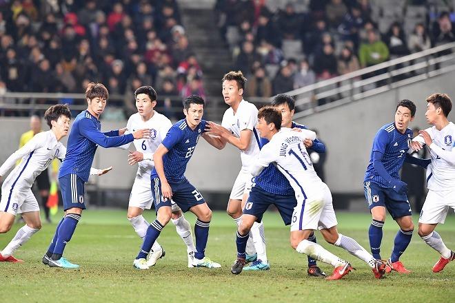 【釜本邦茂】韓国選手の感情の昂ぶりを理解していなかった日本は、受け身に回って淡々と…