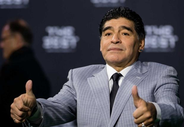 マラドーナ氏、セビージャのモンテッラ招へいを批判「代理人がサッカーを牛耳ってる」