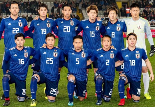 最新FIFAランクが発表!日本は56位でアジア3番手変わらず…トップ10も変動なし