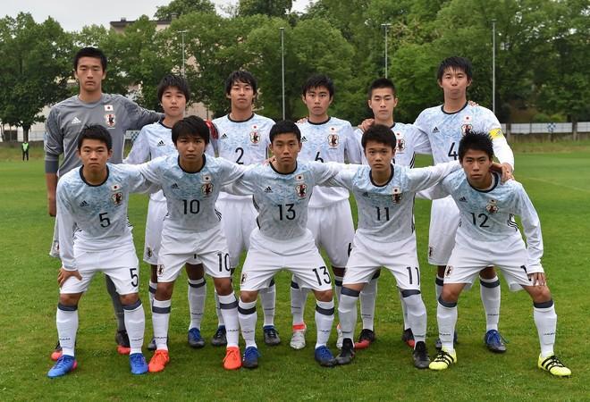 2002年生まれ主体のU-16日本代表。今季初陣となるUAE遠征のメンバーを発表!!