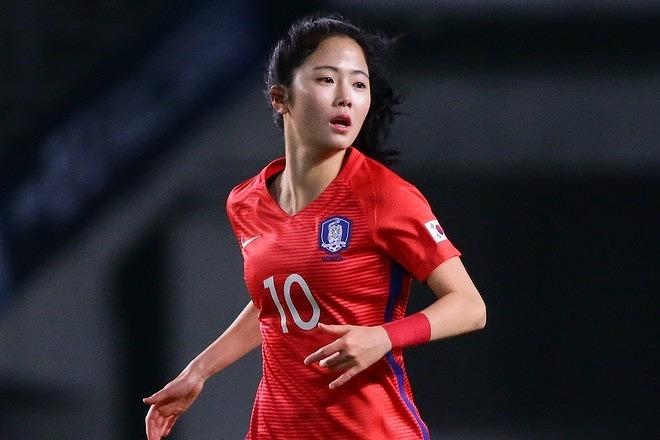 韓国女子代表のビーナス、イ・ミナを母国メディアが絶賛!「日本でその才能に磨きをかけている」