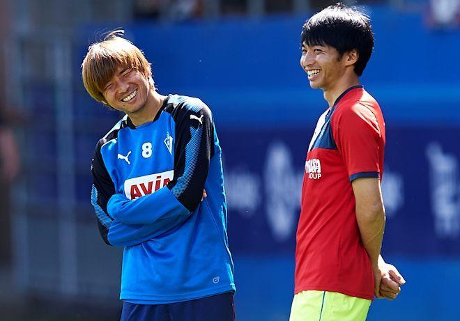 乾と柴崎は最後までベンチを動かず…リーガ初の「日本人対決」は来季以降に持ち越しに
