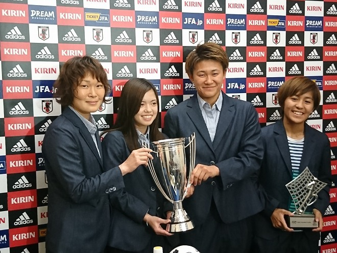 「W杯で優勝した時もこんな感じだったな」大黒柱の阪口夢穂が語る、アジア制覇の要因