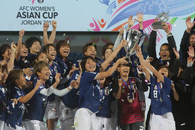 【セルジオ越後】アジア連覇のなでしこは、慢心せず、不断の努力を続けてほしいね