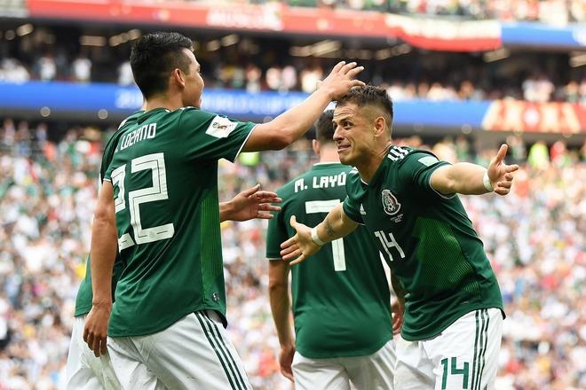 「最大の衝撃!」「君たちは英雄だ」天敵ドイツを撃破したメキシコ代表を国民もメディアも大絶賛!