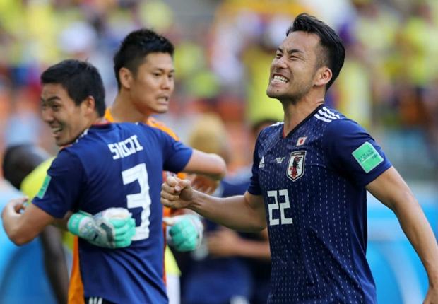 コロンビア攻撃陣を1点で抑えた吉田麻也が自信も次戦を見据える「まだ1勝。浮足立たずに…」