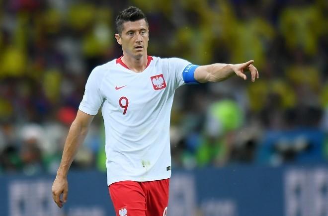 ポーランド代表がスタメン5人を変更!不発のエース、レバンドフスキは先発へ【ロシアW杯】