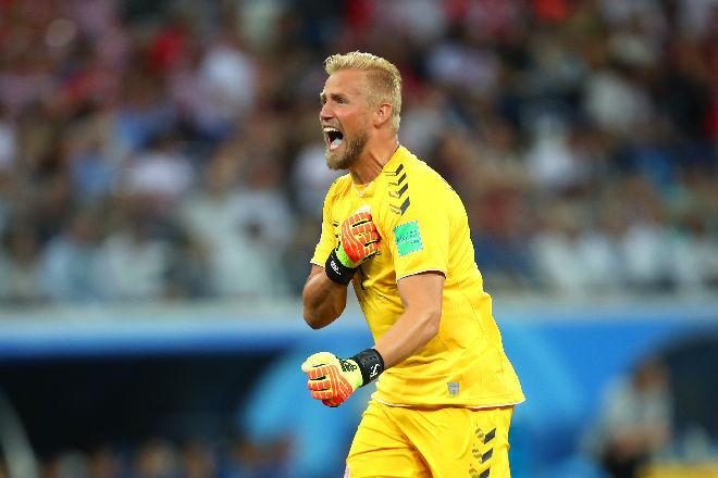 「彼らを誇りに思う」 元デンマーク代表GKのシュマイケル、激闘を終えた母国と息子を称賛!【ロシアW杯】