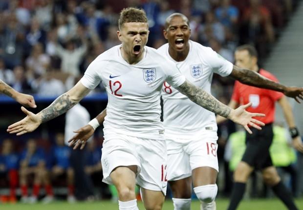 クロアチア対イングランドの採点は?英メディア選出のMOMは敗戦のイングランドから…