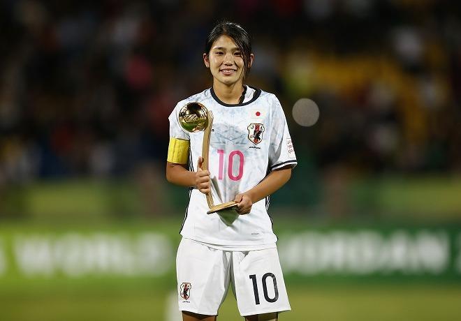 初優勝なるか…U-20女子ワールドカップのメンバー決定!U-17W杯MVPの長野風花ら