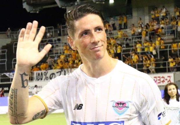 『君の瞳に恋してる』チャント歌われたF・トーレス、スペインメディア「日本は彼の応援方法を知っている」