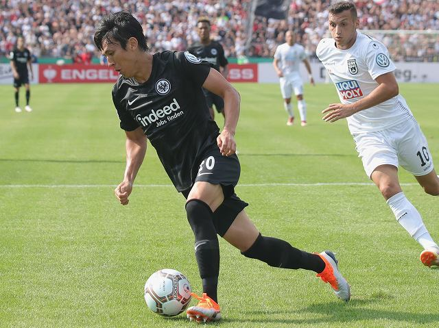 王者フランクフルト、DFB杯1回戦で4部クラブに敗北…長谷部は「今こそハードワークをしなければ!」と反省