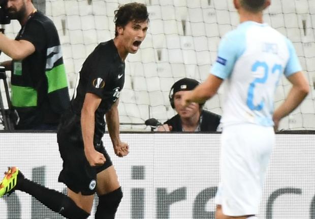 無観客試合のマルセイユ、ELで数的優位もフランクフルトに逆転負け…長谷部誠フル出場