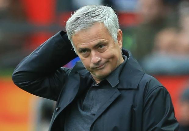選手の姿勢に不満のモウリーニョ「サッカーの基本を学ばないと…」