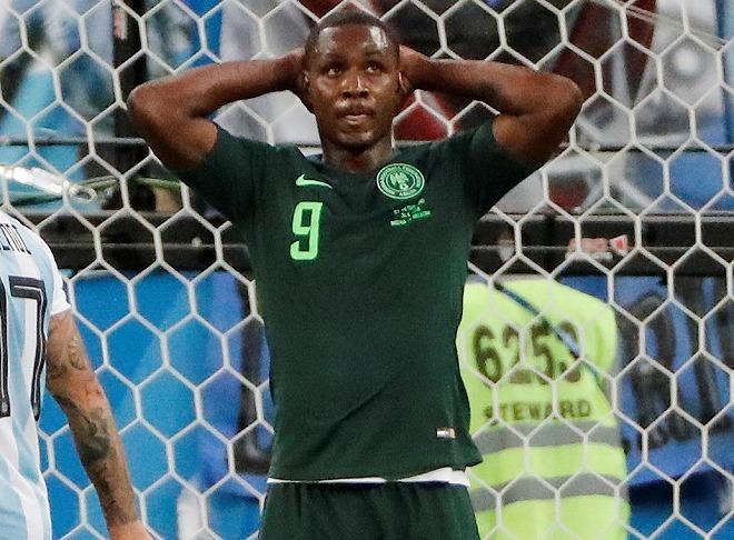 「精神が崩壊しそうだった」ロシアW杯でノーゴールのナイジェリア代表FWが殺害予告の事実を激白