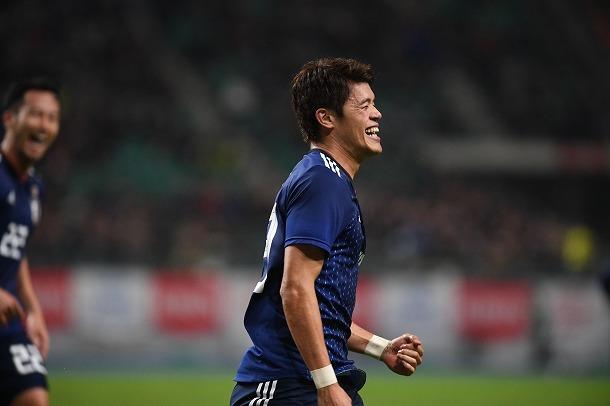 「全てが納得する試合にはなりませんでしたが…」代表初ゴールを決めた酒井宏樹、SNSでファンと仲間に感謝