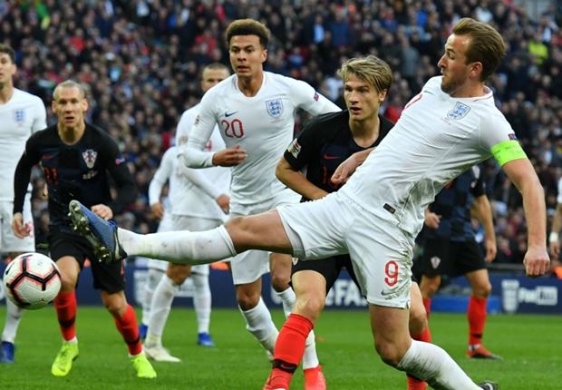 イングランドがW準優勝クロアチアに逆転勝利、4強PO進出が決定/UEFAネーションズリーグ