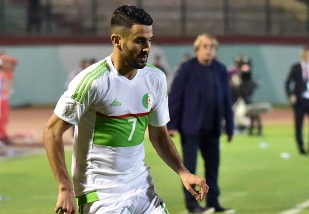 マフレズ2発、アルジェリアが2019アフリカ杯出場決定…モーリタニアが初の予選突破