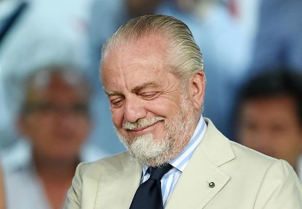 ナポリ会長、ユーヴェに負け惜しみ?「あの収入があれば私だって優勝10回できる」