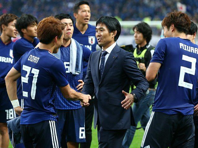 【小宮良之の日本サッカー兵法書】 南野らにもライバルを! 期待が持てる森保ジャパンのアプローチ