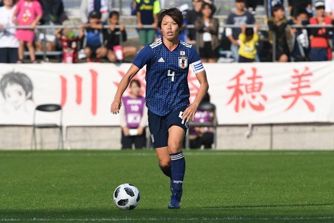 日本人では熊谷紗希、岩渕真奈らがランクイン! 英紙が「2018年の女子選手トップ100」を発表