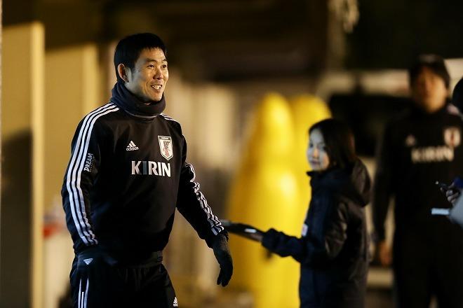【日本代表】森保監督が明かしたアジアカップまでのプラン。現地での練習試合は?
