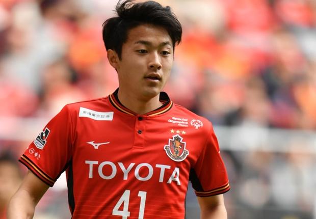 名古屋が18歳DF菅原由勢と契約更新!昨季歴代2位の若さで開幕先発「歴史を作りましょう!」