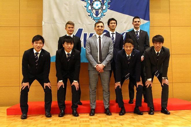 【福岡】欧州スタイルの浸透を図るペッキア新監督の下、狙うはJ2優勝&J1昇格!!