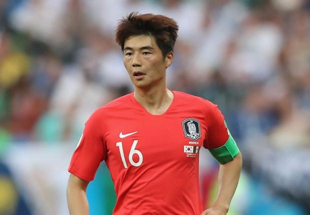 韓国代表に痛手…負傷のキ・ソンヨンが残るアジアカップ欠場へ