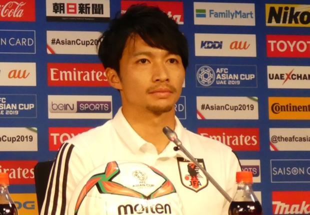柴崎岳、準々決勝で対戦するベトナムを警戒「ここまで上がってくるだけの力がある」