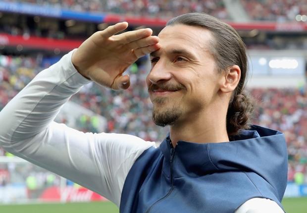 イブラヒモヴィッチ、新名言。ユナイテッドvsPSGの古巣同士の試合予想で…「どっちが勝とうが勝者は俺」