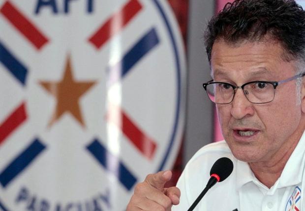 パラグアイのオソリオ監督が就任から半年で退任…コパ・アメリカまで4カ月、後任は未定