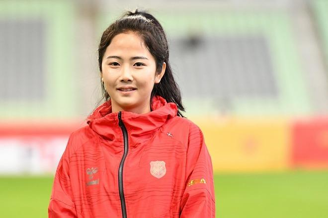 「私たちはいちばん弱いんです」韓国女子代表のイ・ミナが母国メディアに不退転の決意!
