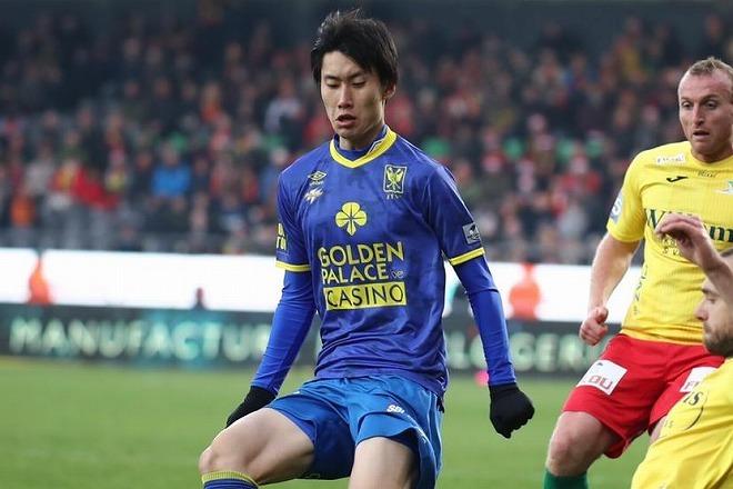 【日本代表】鎌田大地はCFに対応できるのか?求められるのはベルギーで磨いた得点感覚だ