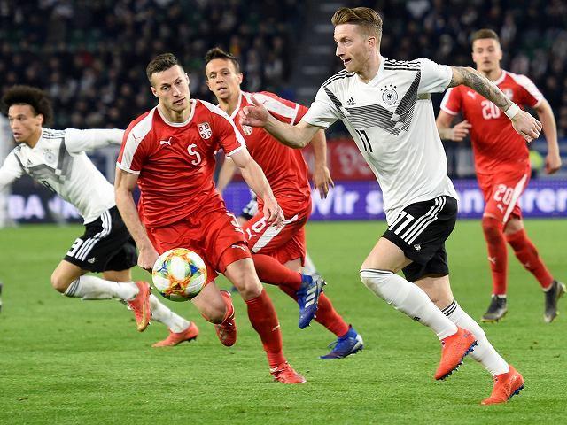 ドイツ代表はセルビア代表とドロー! 前半は拙攻、後半は決定機量産も相手守護神の好守に1点止まり