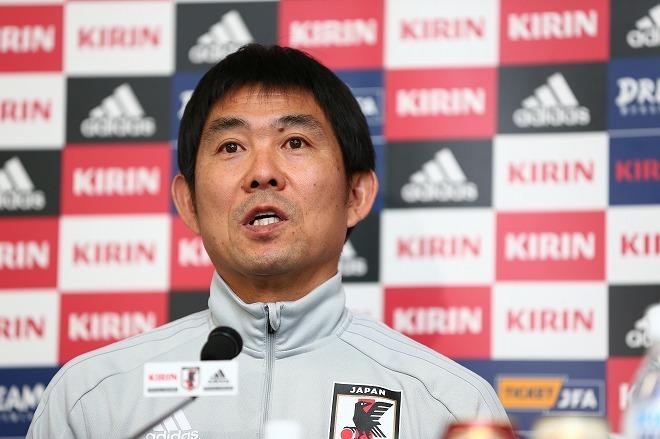 「アジアカップを主力で戦った選手と…」森保一監督がコロンビア戦の先発について言及【日本代表】