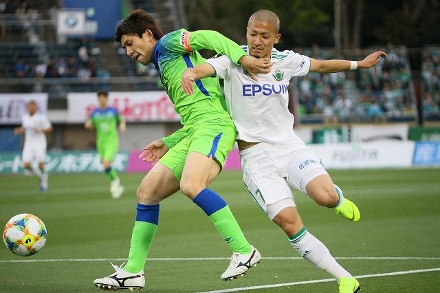 【湘南】主将・大野和成がリーグ4試合ぶりの先発で戦線復帰! 怪我の状態は…
