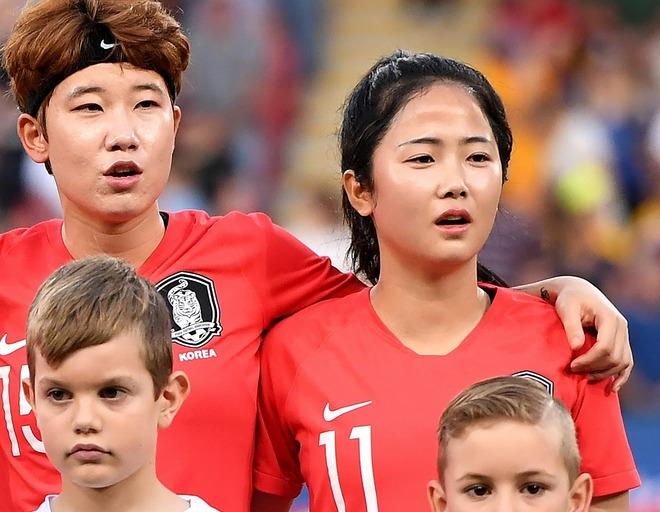 """「ふたりとも超キレイ!」韓国女子代表のビーナス、イ・ミナが同胞・武術選手との""""美しすぎる2ショット""""に登場!"""