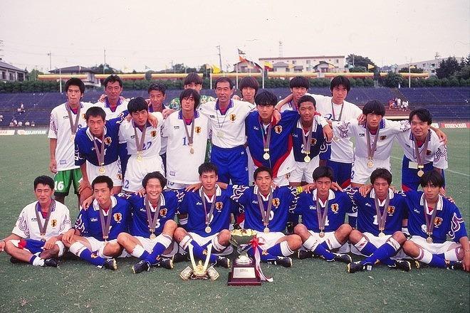 「こいつら、巧いよ」トルシエが惚れ込んだ黄金世代。平成日本サッカー史に与えた、絶大なる影響