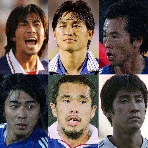 識者が選ぶ、平成の日本代表ベスト11!「W杯出場が叶わなかった選手たちでドリームチームを組んでみた」