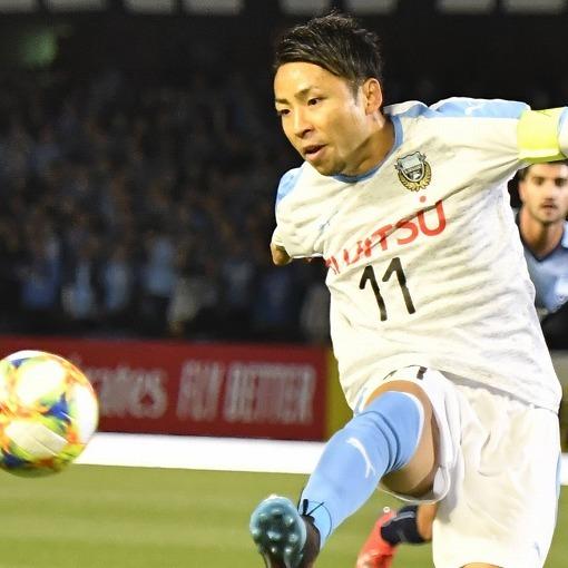 【ACL速報】川崎、小林悠の今季初ゴールで先制も…蔚山現代に逆転を許し1-2で後半へ