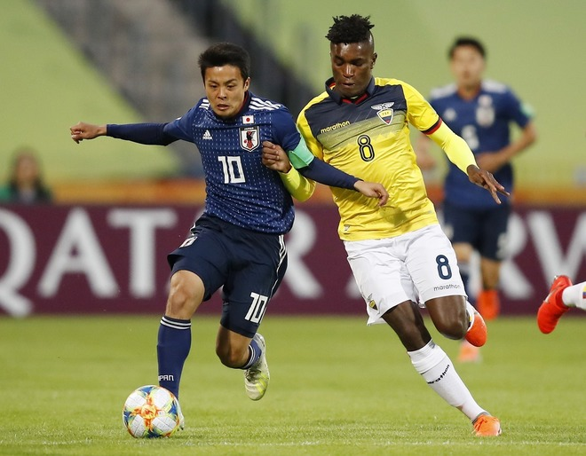 「日本は不屈の精神で盛り返した!」U-20W杯初戦、南米王者とドローの影山ジャパンをFIFA公式が称賛!