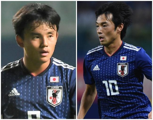 「めっちゃ若い」「久保くんと中島が観られるの嬉しい」A代表初選出13名! コパ・アメリカの日本代表メンバーをファンはどう見た?
