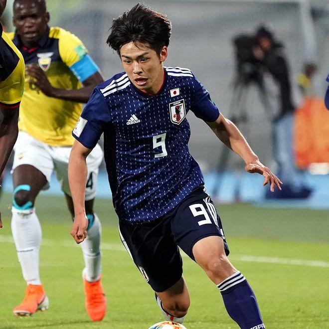 「日本の小さなスター」「34歳年上のミウラと…」対戦国イタリアのメディアがU-20W杯の注目選手に日本の9番を選出!